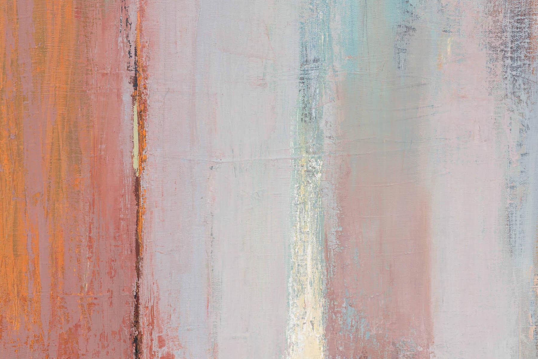 PlateART Duschrückwand mit Motiv Trendwand Ölfarbe