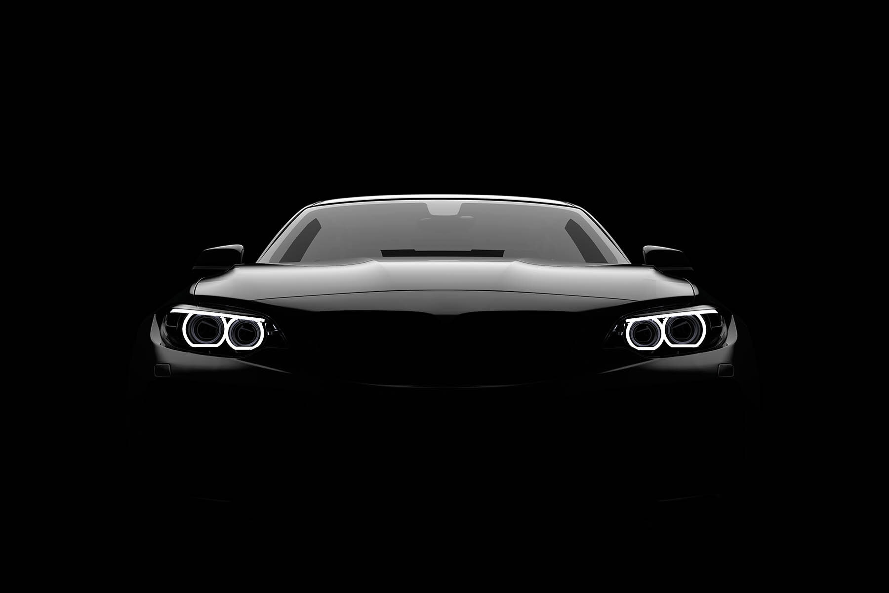 PlateART Duschrückwand mit Motiv Auto