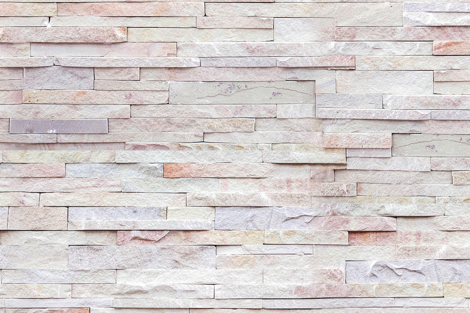PlateART Duschrückwand mit Motiv Marmor gebrochen