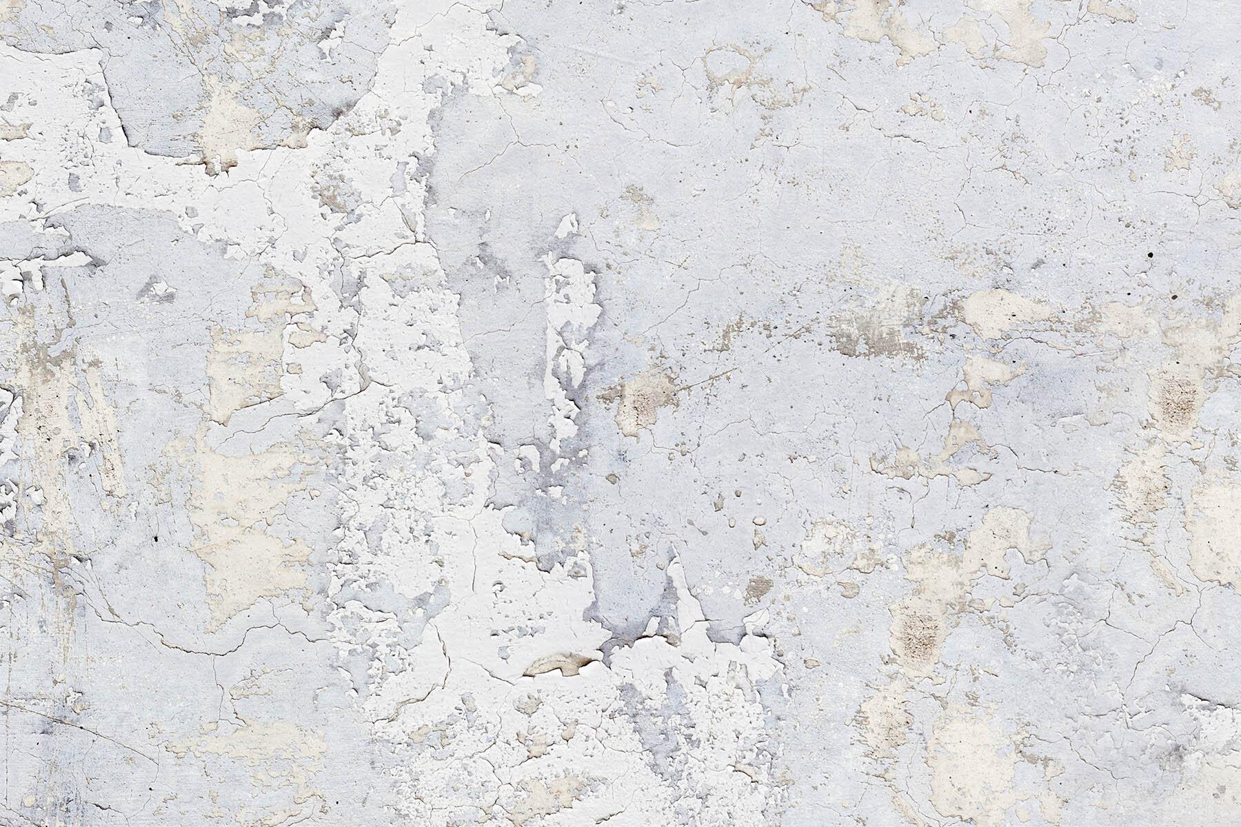 PlateART Duschrückwand mit Motiv Beton gestrichen