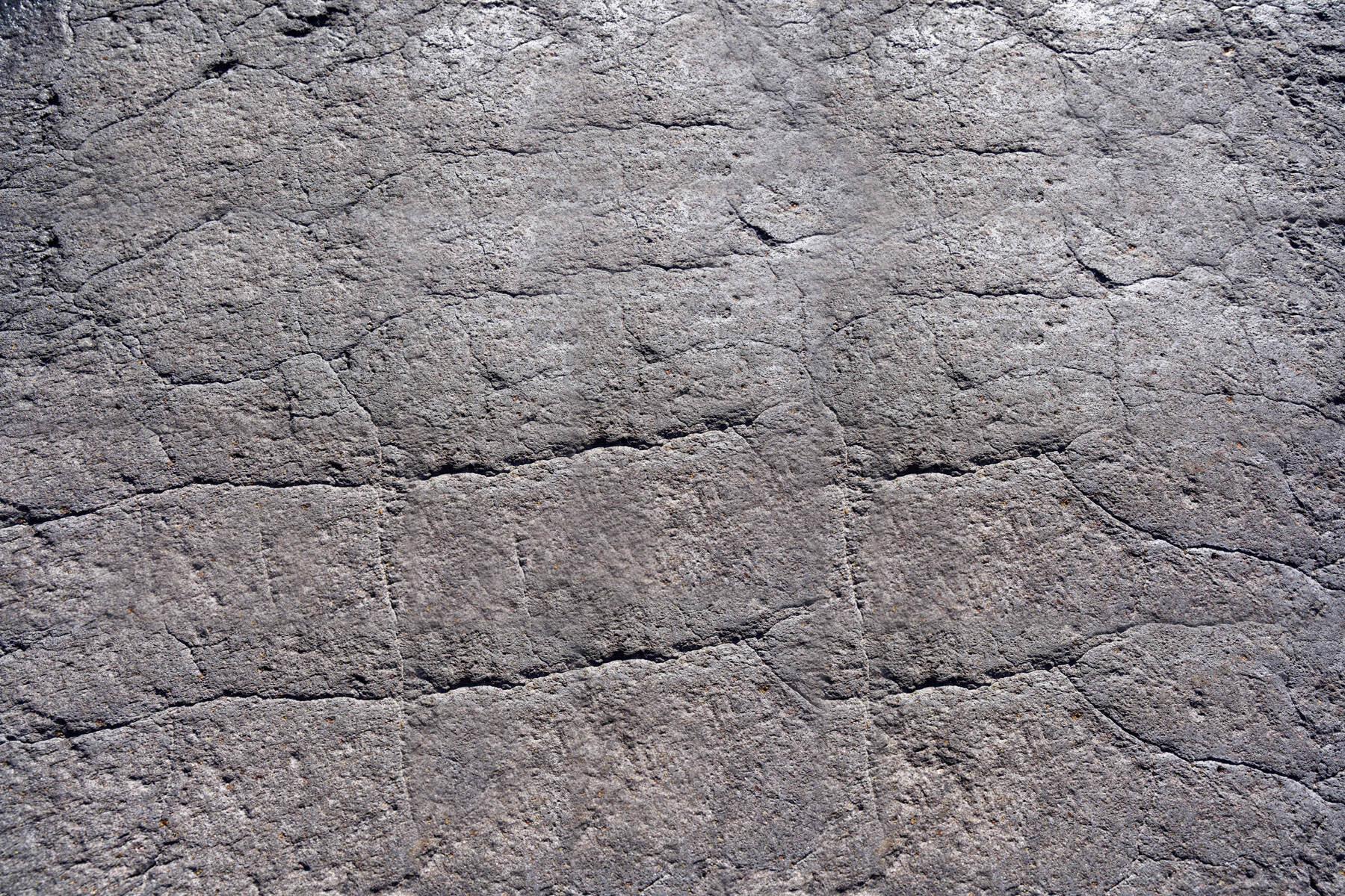 PlateART Duschrückwand mit Motiv Felswand