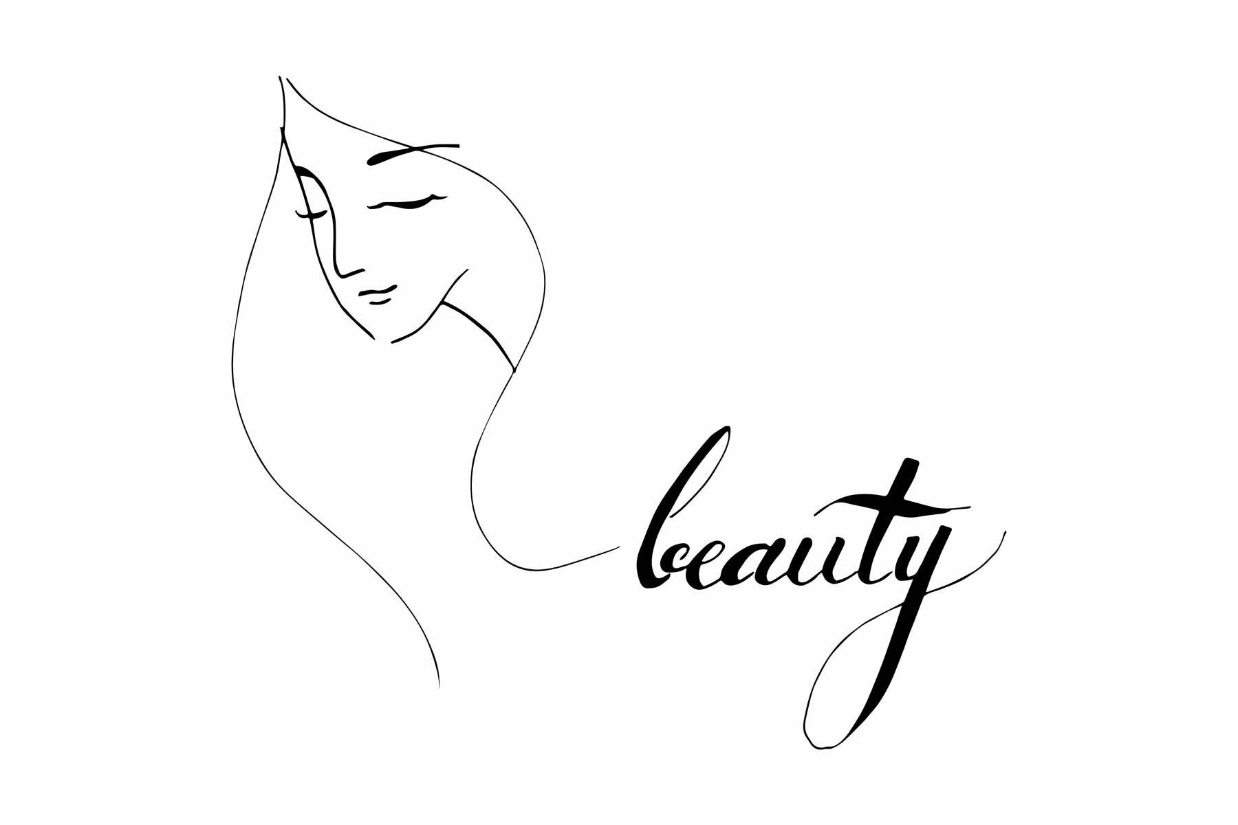 "PlateART Wandverkleidung mit Motiv ""Beauty"""
