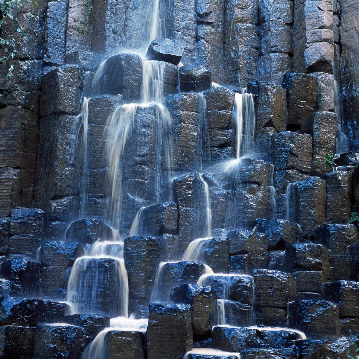 PlateART Duschrückwand mit Motiv Wasserfall WF_07_17