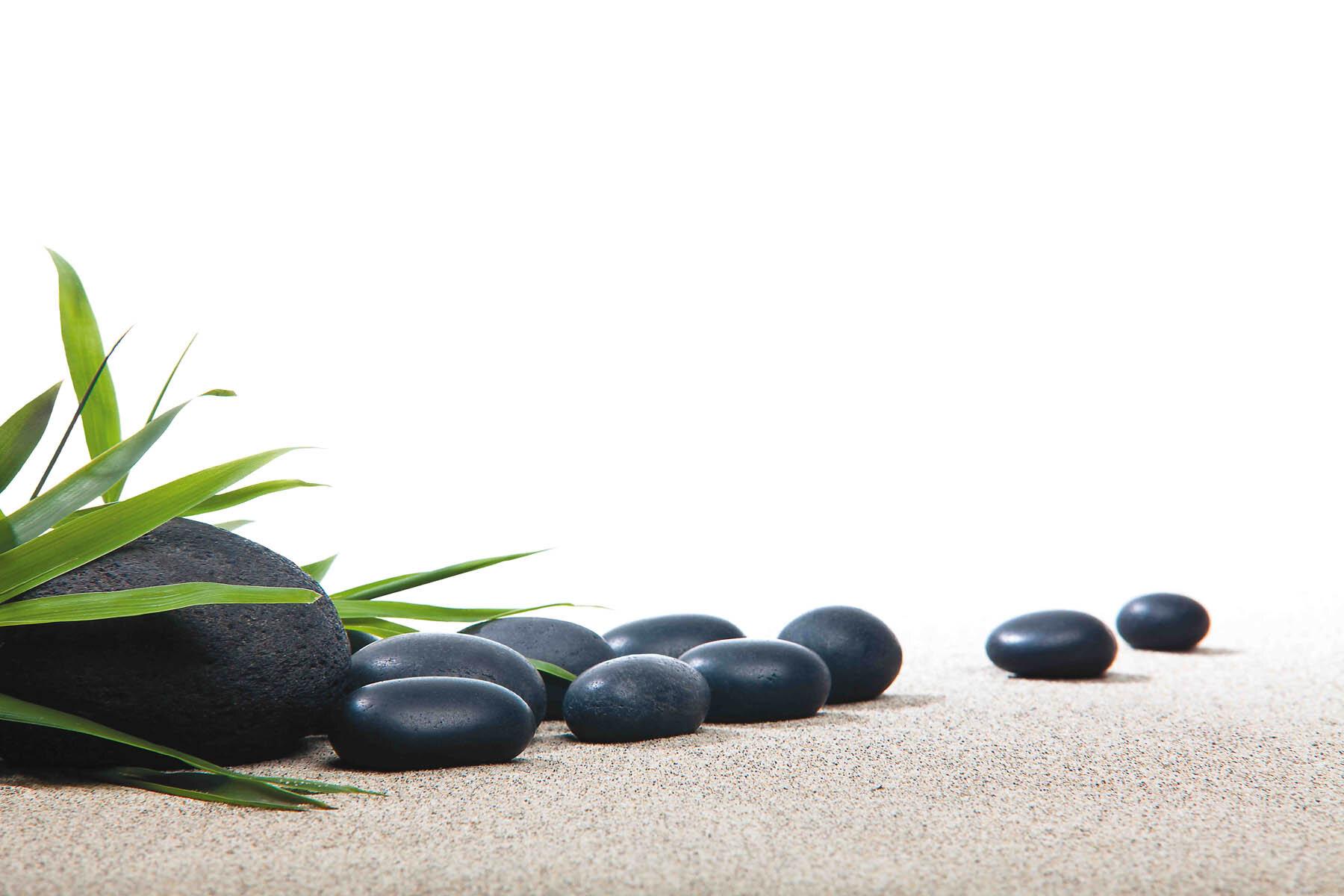 PlateART Duschrückwand mit Motiv Wellness